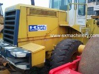 Kawasaki 70ZIII Wheel Loader in