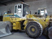 Kawasaki 80Z Wheel Loader in