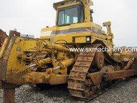 CAT D9R Bulldozer in Shanghai,