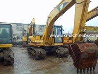 CAT 320B Excavator in Shanghai,