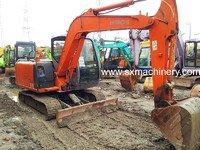 Hitachi ZX90 Mini Excavator in