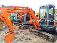 Hitachi ZX35U Mini Excavator in
