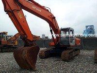 Hitachi EX220 Excavator in Shanghai,