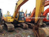 Komatsu PC200 Excavator in Shanghai,