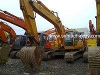 Hyundai 220 Excavator in Shanghai,