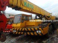 Kato NK500E 50T Truck Crane