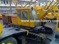 Hitachi KH125 35T Crawler Crane