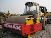 Dynapac CA25D Road Roller in