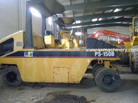 CAT PS150B Road Roller in