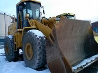 TCM 880 Wheel Loader in