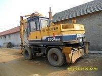 Kobelco SK04W Excavator in Anhui,