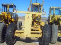 1985 Mitsubishi MG350 Grader in