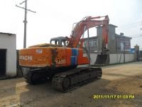 1990 Hitachi EX200-2 Excavator in