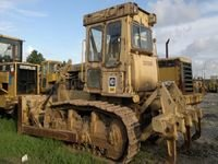 1980 CAT D6D Bulldozer in