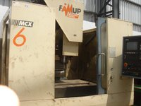 Famup - Vertical Machining Center