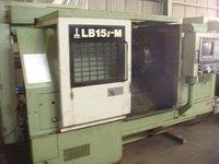 1993 Okuma LB15II-M CNC Lathe