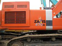 2009 Hitachi ZX470 Excavator in