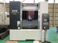 2004 OKK VP-600 CNC Grinding