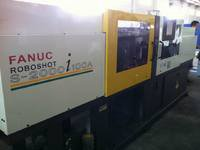 2005 Fanuc S-2000i100A 100T Injection