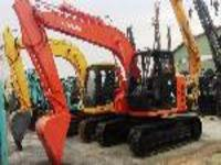 2005 Hitachi ZX135US Excavator in