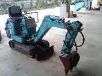 Kubota K-008 Mini Excavator in
