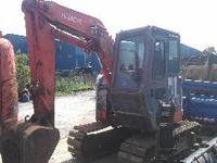 2005 Hitachi ZX75US-A Excavator in