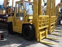 1997 TCM FD80Z7 8.0T Forklift