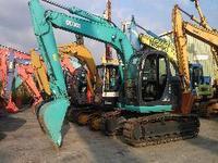 2007 Kobelco SK135SR-1ES Excavator in