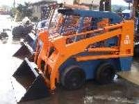 Toyota 3SDK5 Skid Loader in