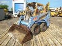 TCM 606 Skid Loader in