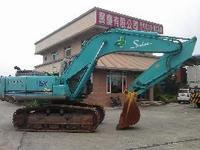 2002 Kobelco SK320-6E Excavator in