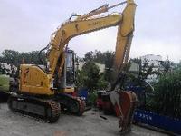 2007 Sumitomo SH125X-3 Excavator in