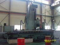 Shibaura BP-5834 Horizontal Boring Machine