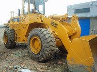 1990 CAT 966 Wheel Loader