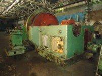 1980 Kramatorsk 1A693 Face Lathe