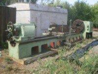 1992 Ryazan 1N65 5.0m Lathe