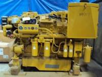 2006 CAT 3412 Marine Engine