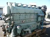 2003 Mitsubishi S6U-MPTK Marine Engine
