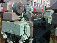 2007 Wartsila 4L20 8140kva Diesel