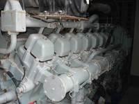 1991 Mitsubishi S16N-PTA 1225kva Diesel