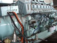 Mitsubishi S16N-PTA 1625kva Diesel Generator