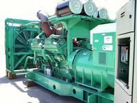 2005 - QSK60G4LU 800kva Diesel