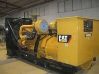 2008 CAT C32 6647kva Diesel