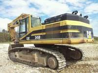 2003 CAT 345BLII Excavator in