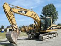 2001 CAT 320BLN Excavator in