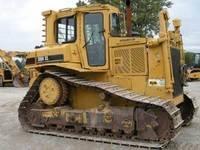 1990 CAT D6H Bulldozer in