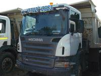 2009 Scania P380 Dump Truck