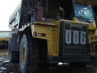 2006 Komatsu HD465-7R Dump Truck
