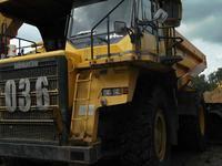 2007 Komatsu HD465-7 Dump Truck