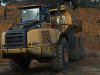 2008 Volvo A40E Articulate Trucks